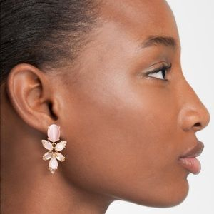 ♠️ Kate Spade ♠️ Blushing Blooms Drop Earrings